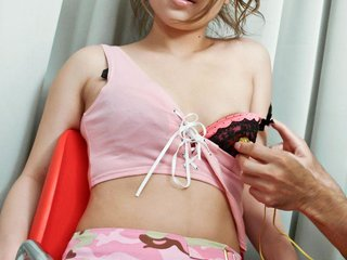 Tsubasa Tamaki Asian is aroused with vibrators..